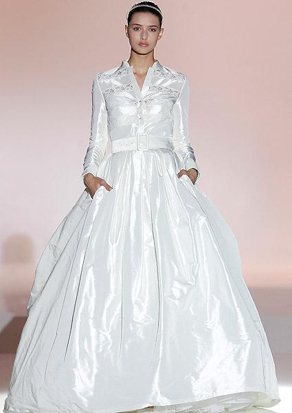Vestido Noiva de Rosa Clará 2013