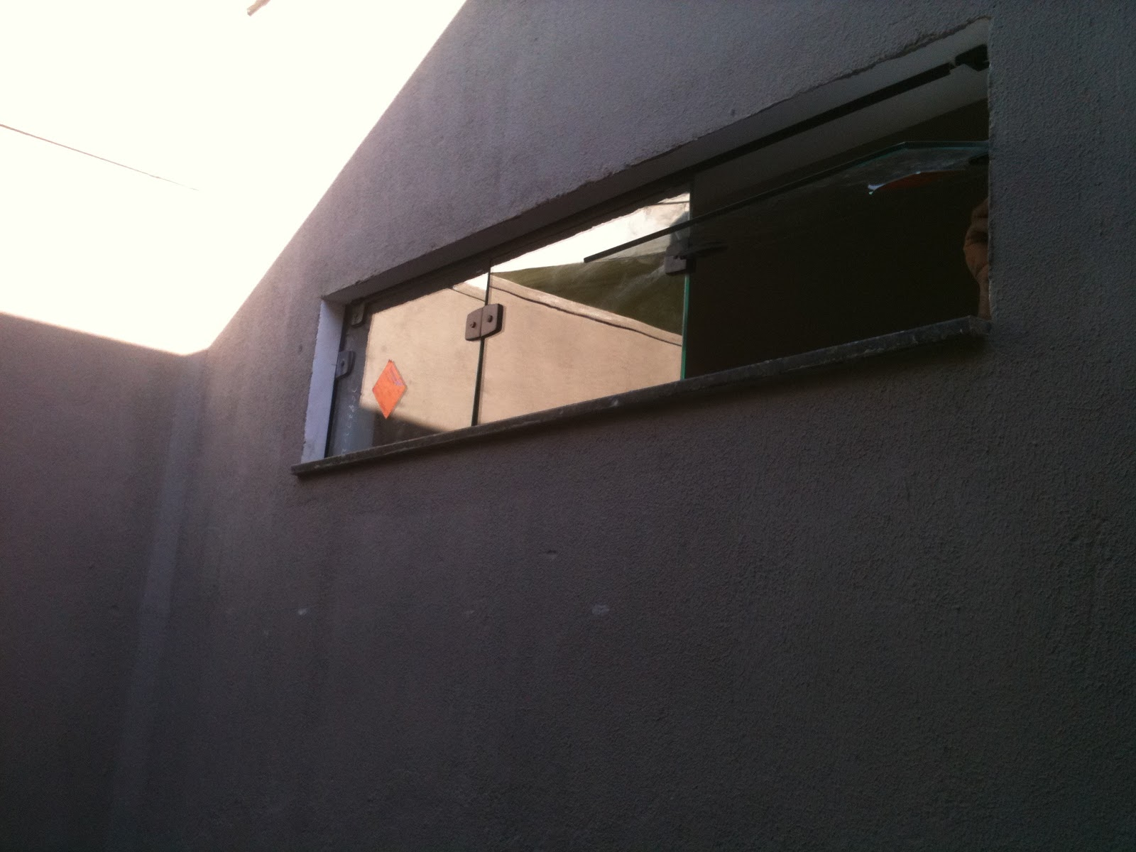 #A5A526 ARQUITETANDO com Pri Sartor: Reforma Casa   Escritório (18). 272 Janelas De Vidro Redonda