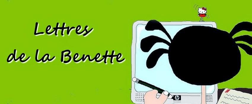 Les Lettres de la Benette