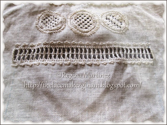 The Lace Maker Aemilia Ars And Schwalm Embroidery Progress
