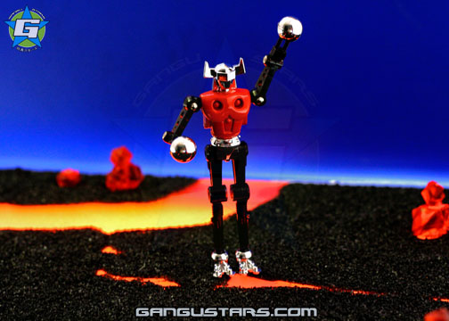 Takara Microman Acroyear Micronauts