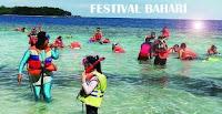 Puncak Festival Bahari Kepulauan Seribu 2011 | Festival Bahari 2011