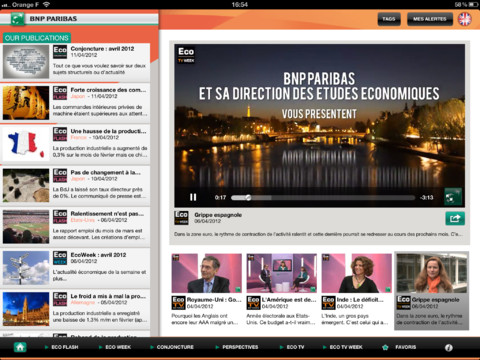 Ecran EcoNews