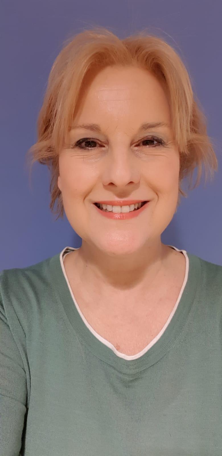 La dottoressa Elisabetta SALVATI