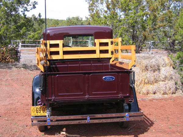 1931 Late Model A Ford Pickup