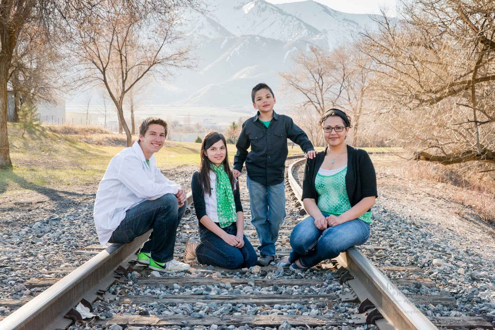 Logan Utah Family Photographer