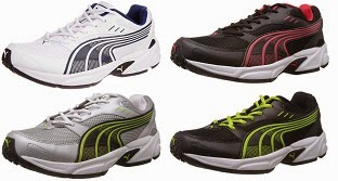 Puma Men's Storm Ind. Running Shoes worth Rs.3499 for Rs.1399 Only @ Amazon (5 Colour Options)