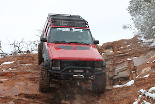 OR-Fab Jeep XJ Cherokee at 2012 Easter Jeep Safari
