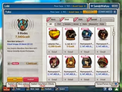 2013 cheat cash lost saga 8 oktober 2013 cara memb uat cheat lost saga