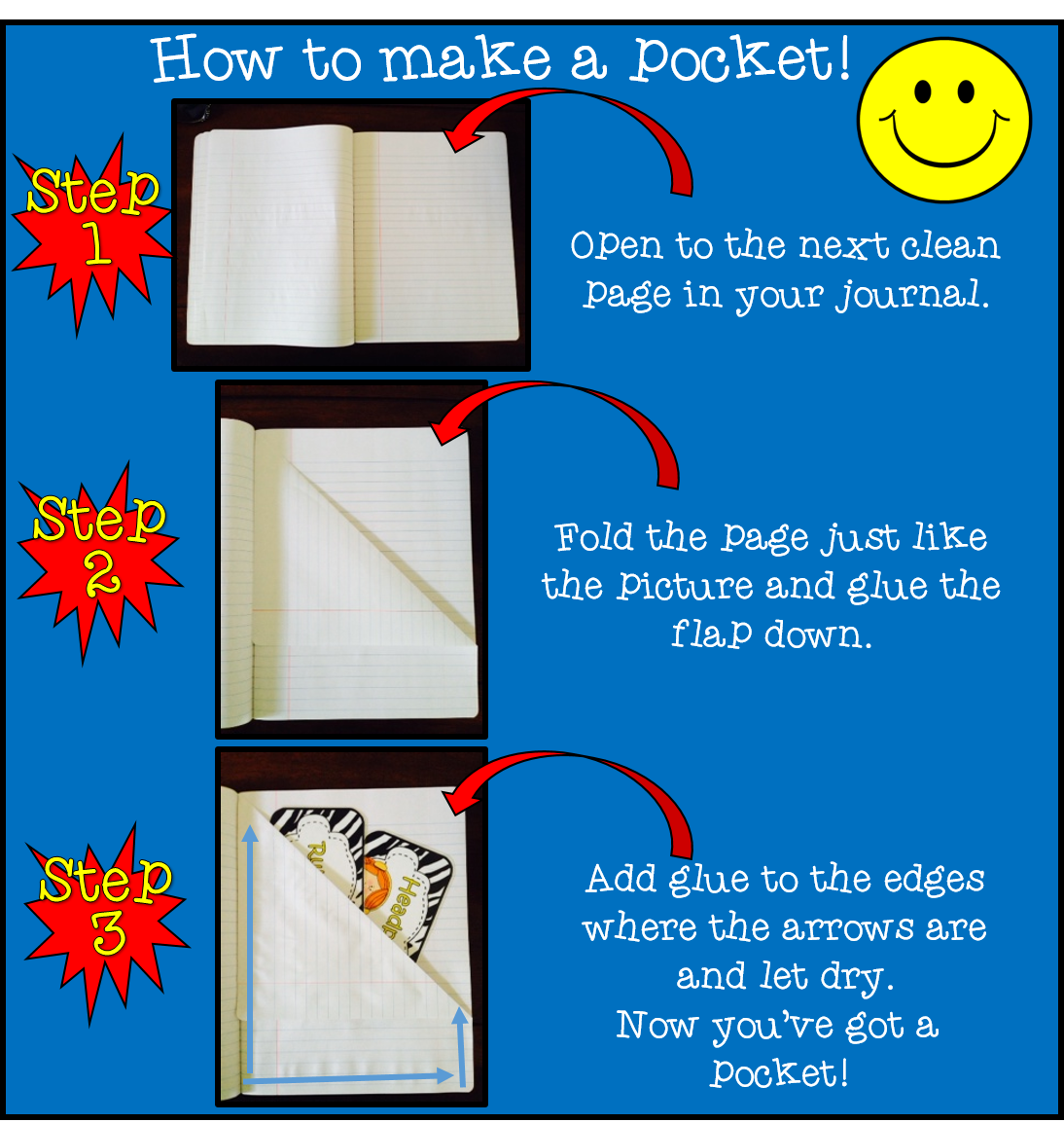 How To Make A Book Journal : All smiles in second grade monday made it aug th