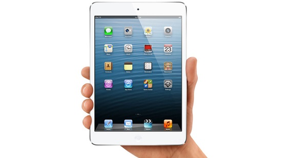 top 10 melhores tablets 2013 apple ipad mini