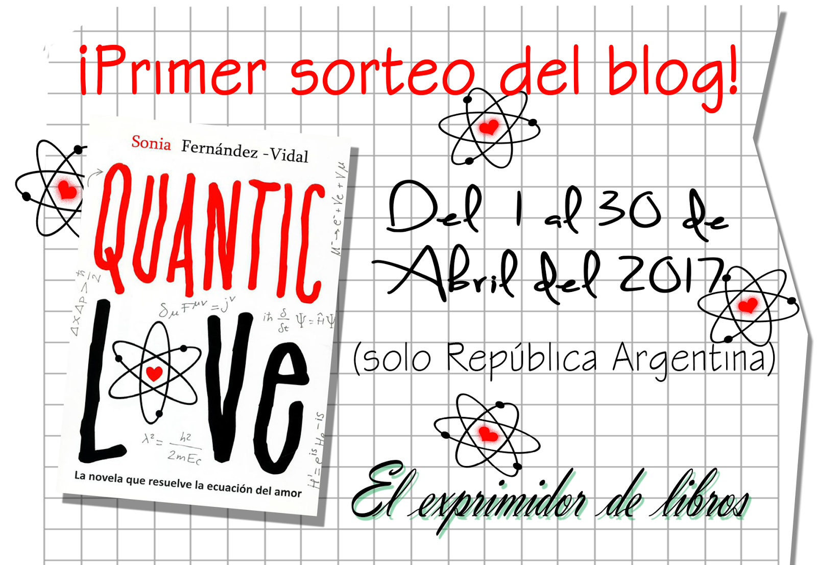 ¡Sorteo Quantic Love!