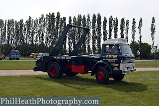 AEC Rally, Newark Showground, May 2013