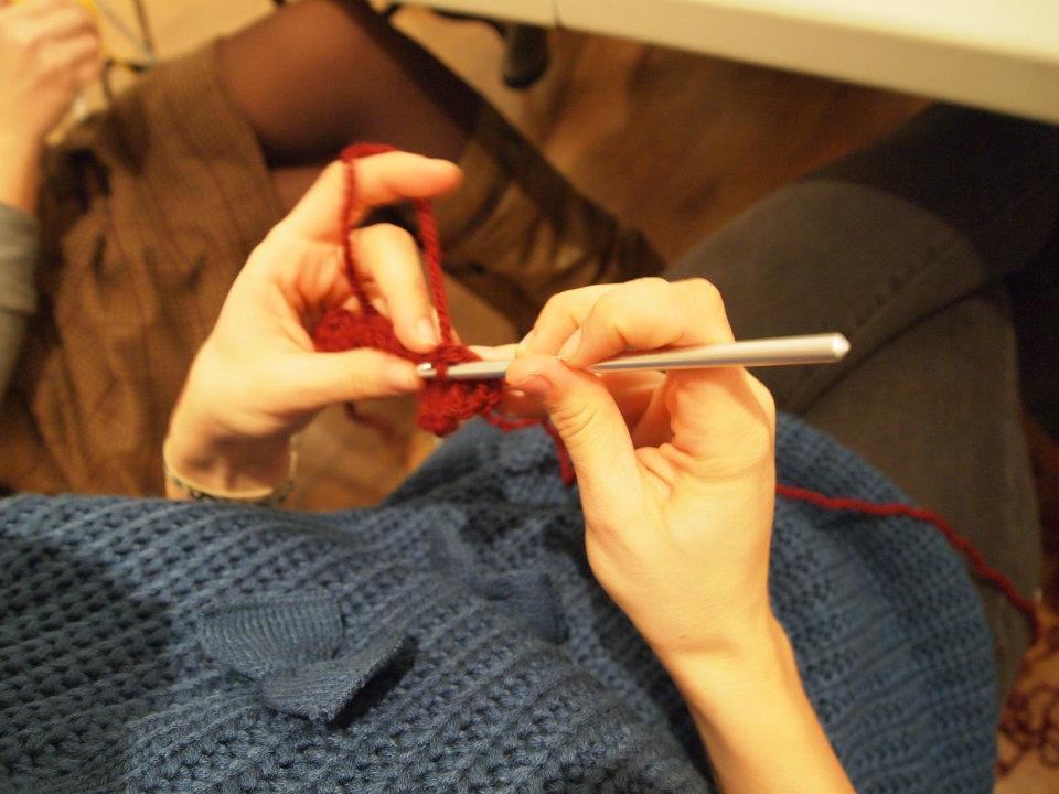 Dudu clase de ganchillo para principiantes - Labores de ganchillo para principiantes ...