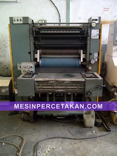 Mesin cetak solna 264