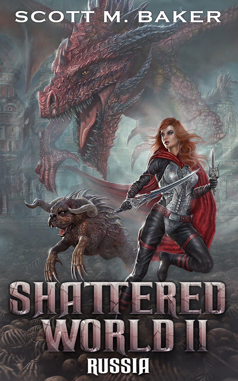 Shattered World II: Russia
