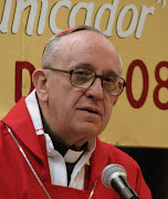 The College of Cardinals have elected Cardinal Jorge Mario Bergoglio, . berg
