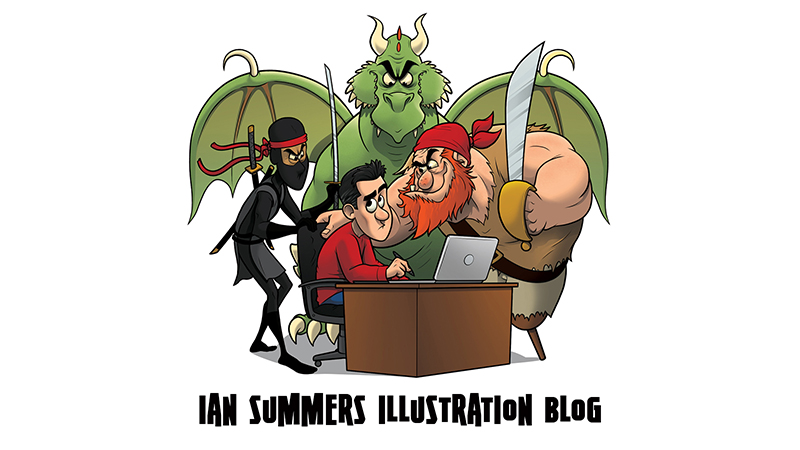 Ian Summers Blog