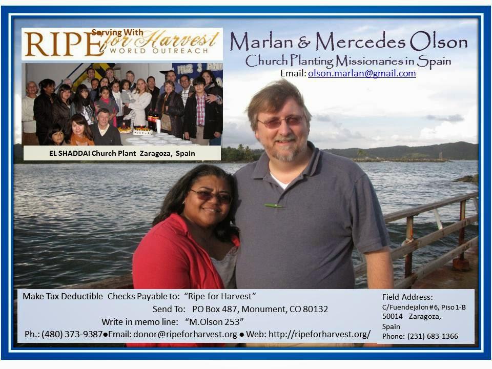Marlan & Mercedes