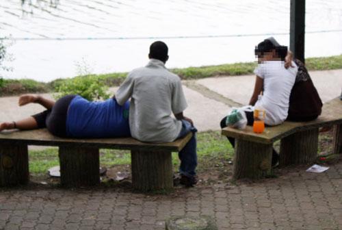Gadis Gersang Kasih | Punca Rebah Dalam Dakapan Lelaki