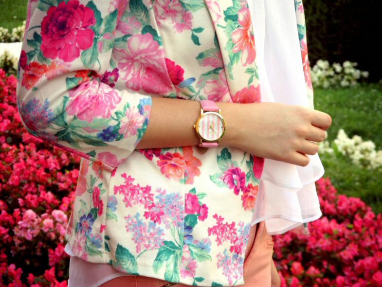 Floral jacket ♥