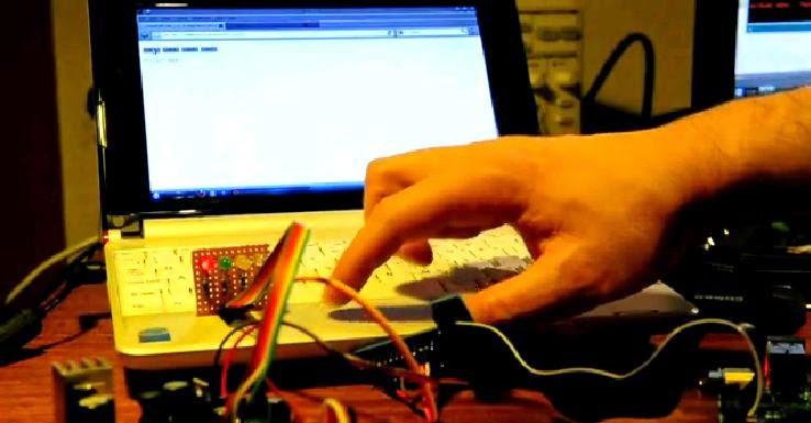 Raspberry Pi e Arduino servidor WEB