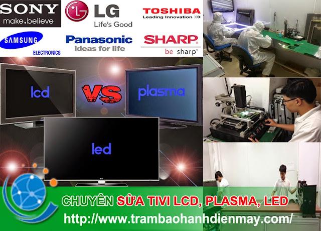 Chuyên sửa tivi Lcd, Plasma, Led tại Hà Nội
