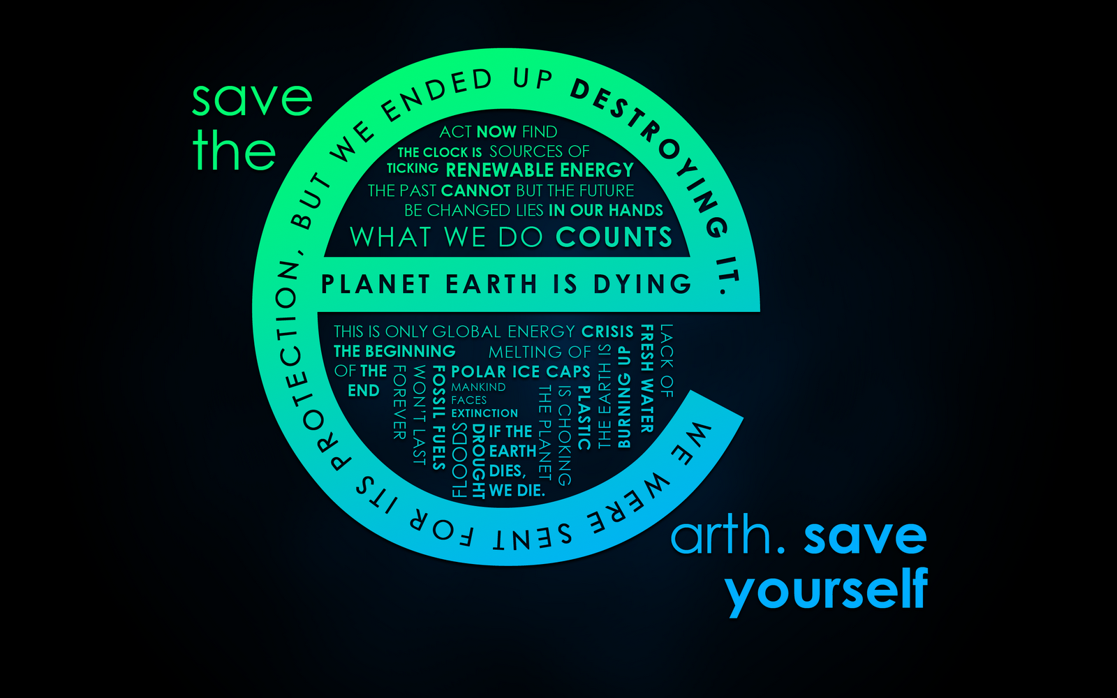 the role of saving my mother earth (a sequel to the hub titled,ways to save mother earth on our other account) i love my mother earth and i like to save it and request the people also.