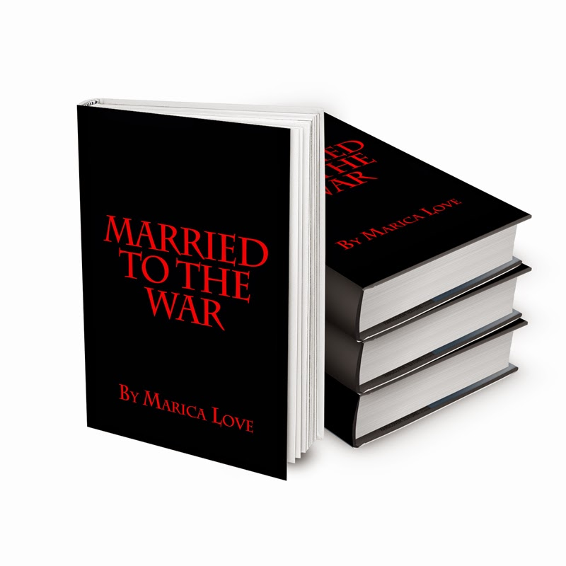 married to the war, marica love, marriage novel, novel marriage