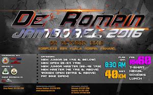 De'Rompin Jamboree 2016 - 2 October 2016