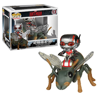 Marvel's Ant-Man & Ant-Thony Pop! Ride Vehicle Box Set by Funko