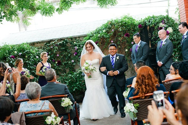 Sacramento Wedding Ceremony