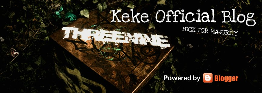 UNDEREVOLUTION - Keke Official Blog -