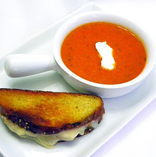 ... The Blog: Michael Symon's Spicy Tomato and Blue Cheese Soup 10.18.11