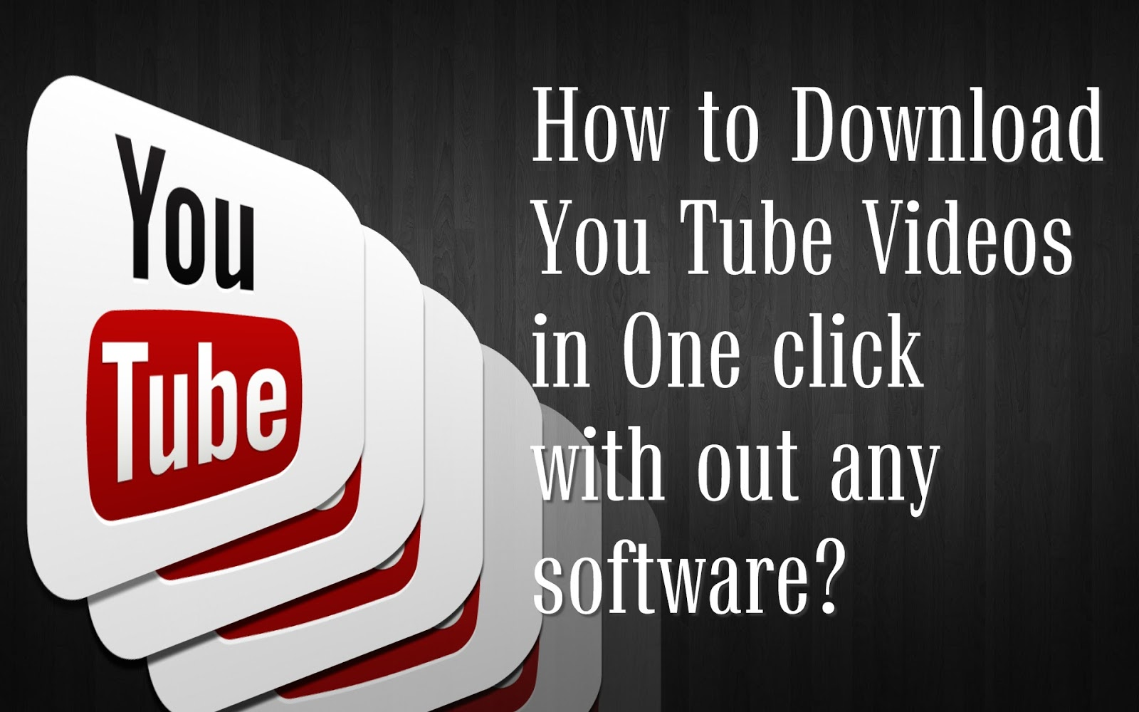 download youtube playlist videos with idm