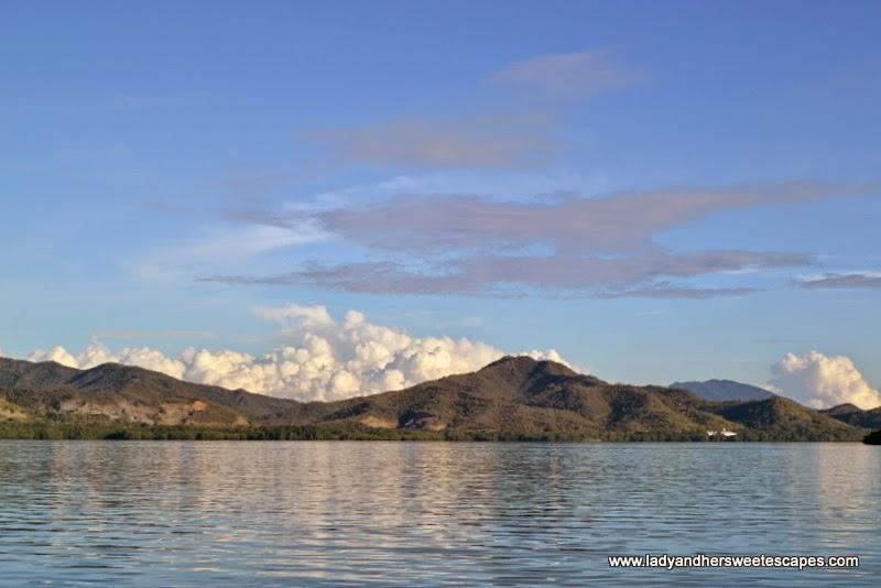 wonderful morning in Honda Bay Palawan
