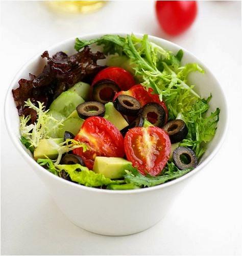 Học cách làm salad rau quả giảm cân cho mùa hè 6