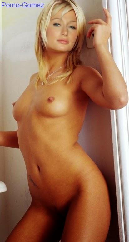 Пэрис фото голая