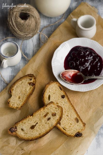 Chleb z miodem przepis