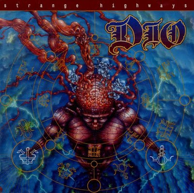 A Cloister of Wolves and Fire: Dio - The Album Covers