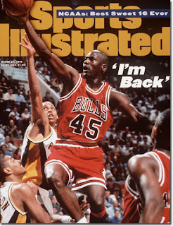 Michael Jordan MJ
