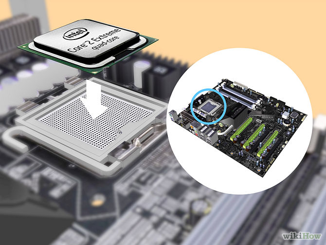 [Hardware tips] - How to Build a Personal Desktop Computer by myself in 12 steps 3