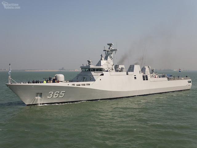 TNI AL Pesan 4 Tambahan Kapal Frigate Sigma