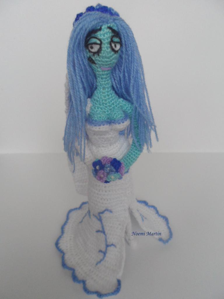 Agujas, telas, lanas, tijeras...¡¡A crear!!: Reto tim burton ...