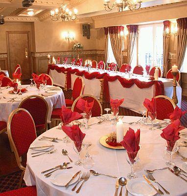 Decoracion de bodas en blanco y rojo parte 1 - Red and white wedding theme pictures ...