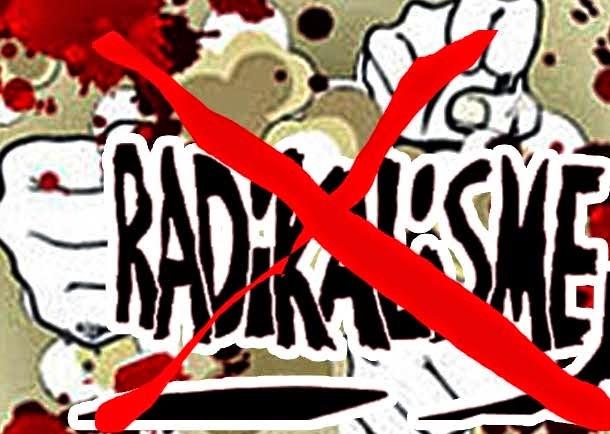 Blokir Situs Radikal!