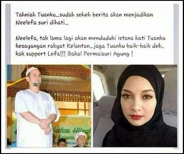 Berita Neelofa bakal kahwin Sultan jangan sebar khabar angin Pihak Istana
