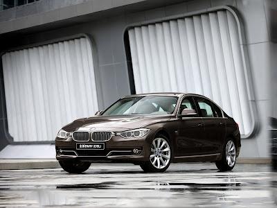 2013 BMW 3-Series Long Wheelbase