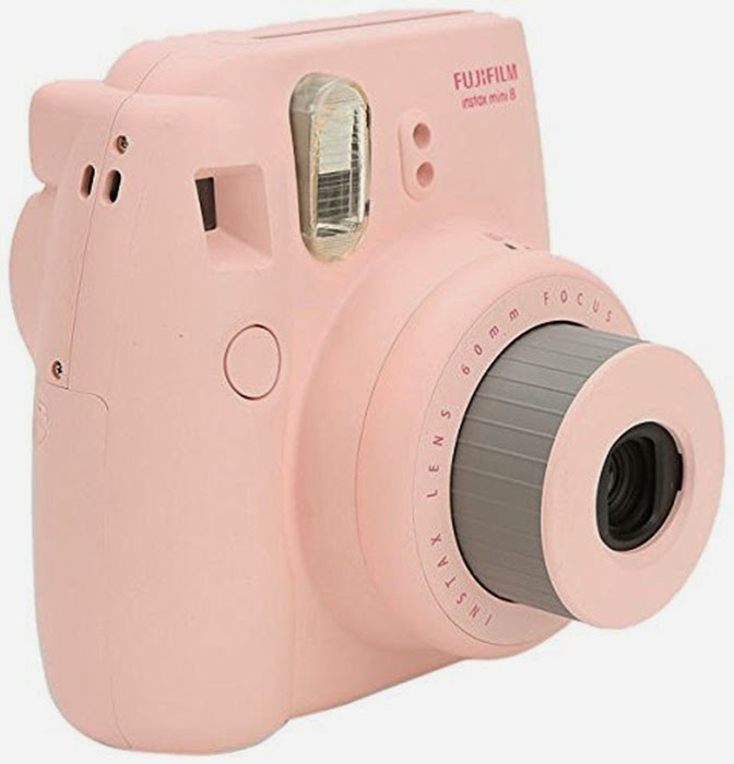 Fujifilm Instax Mini 8 Instant Film Camera Review