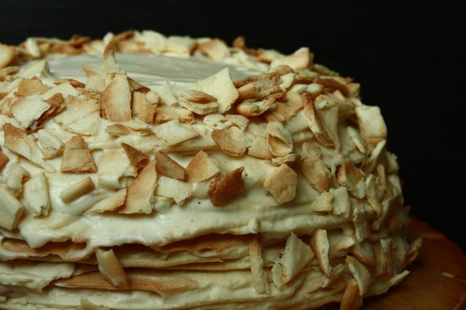 Торт Наполеон : хитрости приготовления - кулинарный